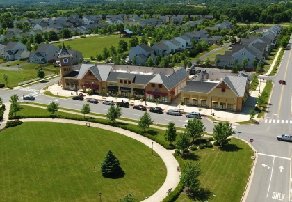 Lovettsville Square Phase I Now Fully Leased With Signing Of 5000 SF Anytime Fitness.