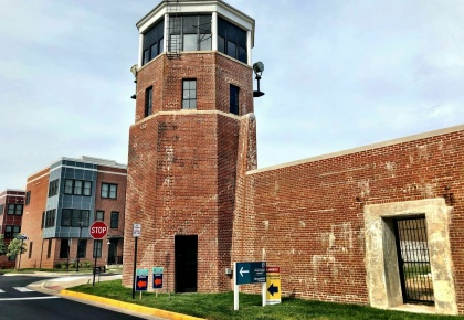 Prison to posh: DC's Lorton Reformatory transforms into stylish suburban development