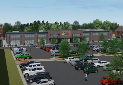 Lidl Grocery Store Location To Open In Lorton